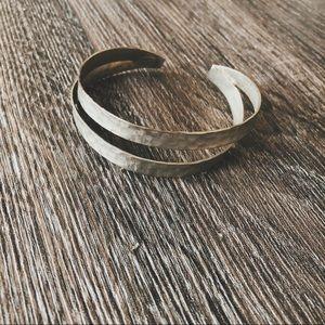 Jewelry - Double silver bracelet